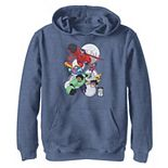Disney's Big Hero 6 Boys 8-20 TV Series Robo Team Graphic Hoodie