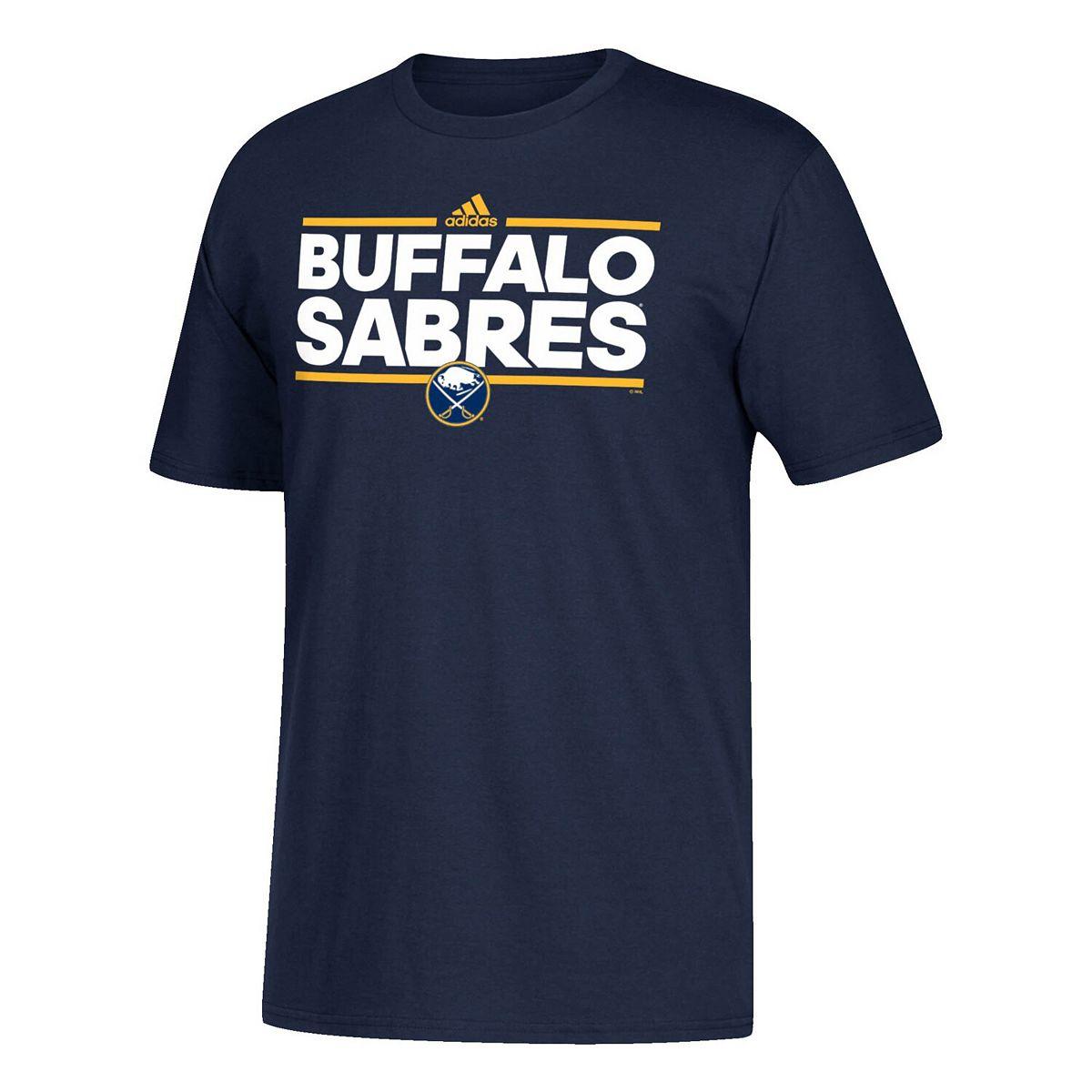 Men's adidas Navy Buffalo Sabres Big & Tall Dassler T-Shirt qtR6k