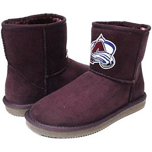 Girls Youth Cuce Colorado Avalanche Rookie 2 Boots