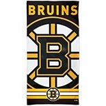 "WinCraft Boston Bruins 30"" x 60"" Spectra Beach Towel"