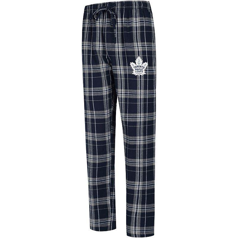 Men's Concepts Sport Navy/Gray Toronto Maple Leafs Big & Tall Hillstone Pants, Size: 4XB, Blue