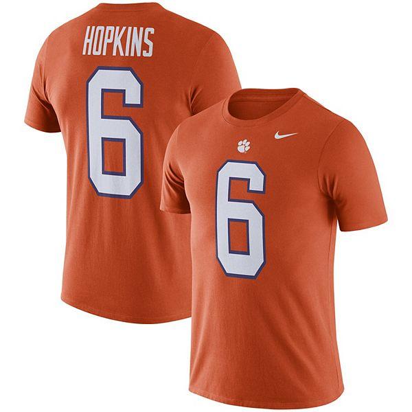 deandre hopkins college jersey