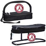 The Northwest Company Alabama Crimson Tide Two-Piece Travel Set