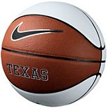 Nike Texas Longhorns Autographic Basketball