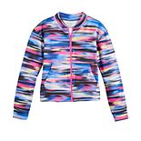 Girls 4-20 Tek Gear® Performance Bomber Jacket
