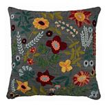 Sonoma Goods For Life® Ultimate Multi Floral Feather Fill Throw Pillow