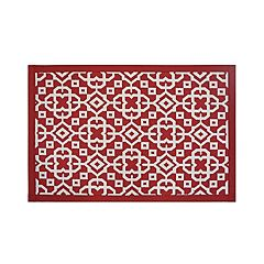 Red Kitchen Rugs For Kohl S