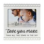 New View Gifts & Accessories Love You More Than All The Stars Frame