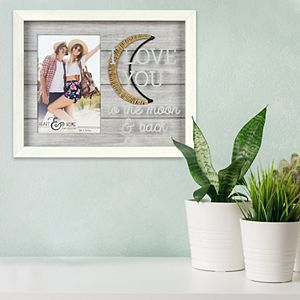 New View Gifts & Accessories I Love You To The Moon And Back Frame