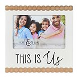 New View Gifts & Accessories This Is Us Beaded Frame
