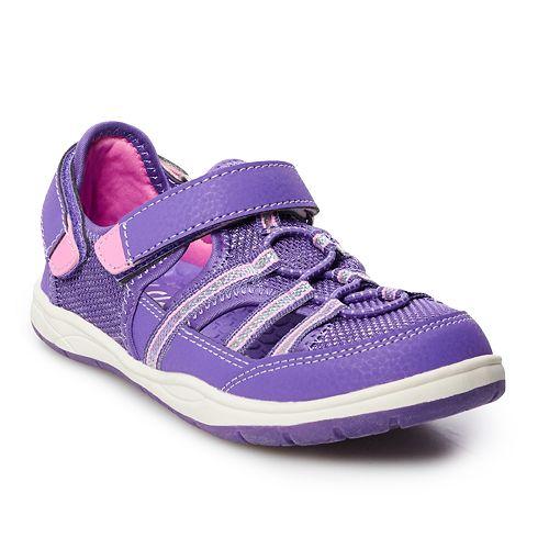 SO® Erosion Girls' Fisherman Sandals