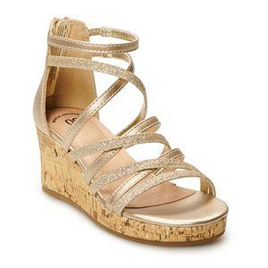 SO® Lezlie Girls' Wedge Sandals