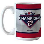 Washington Nationals 2019 National League Champions 15oz. Sublimated Mug
