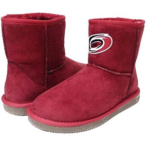 Girls Youth Cuce Carolina Hurricanes Rookie 2 Boots