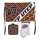WinCraft UTEP Miners 3-Piece Barbecue Set