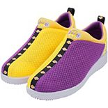Men's Purple Los Angeles Lakers Mesh Shoes