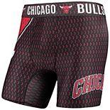 Men's Concepts Sport Black Chicago Bulls Adorn Boxer Briefs