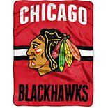 "The Northwest Company Chicago Blackhawks 60"" x 80"" Raschel Throw Blanket"