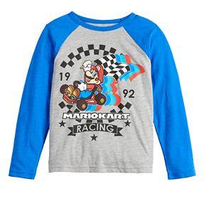 Boys 4-12 Jumping Beans® Nintendo Mario Kart Racing Graphic Tee