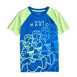 Boys 4-12 Jumping Beans® Super Mario Bros. Raglan Active Tee