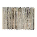 Madison Winchester Handwoven Cotton Rug