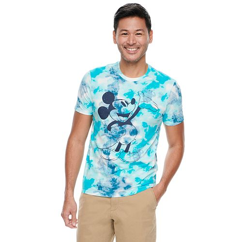 Disney's Mickey Mouse Men's Graphic Tee by Family Fun