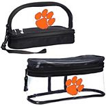 The Northwest Company Clemson Tigers Two-Piece Travel Set