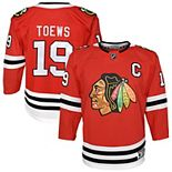 Youth Jonathan Toews Red Chicago Blackhawks Home Premier Player Jersey