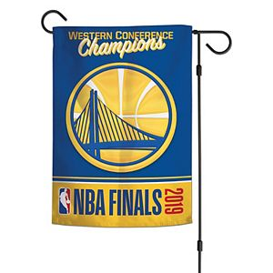 WinCraft Golden State Warriors Two Sided House Flag