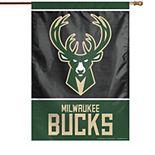 "WinCraft Milwaukee Bucks 28"" x 40"" Primary Logo Single-Sided Vertical Banner"