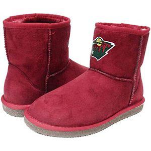 Girls Youth Cuce Minnesota Wild Rookie 2 Boots