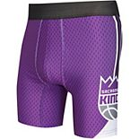 Men's Concepts Sport Purple Sacramento Kings Flyaway Swingman Boxer Briefs
