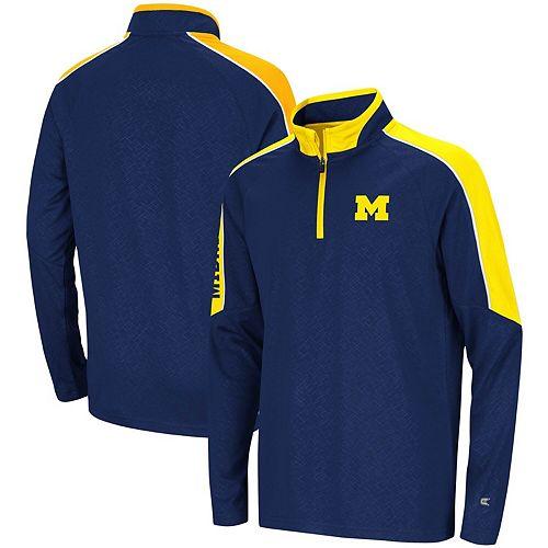 Mens or Youth Colorblock Full Zip Raglan Jackets in Regular Big and Tall