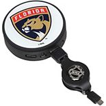 Florida Panthers 4000 mAh Puck Remote Cell Phone Charger