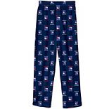 Preschool Royal New York Rangers Team Logo Printed Pajama Pants