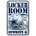 "WinCraft Dallas Cowboys 11"" x 17"" Indoor/Outdoor Sign"