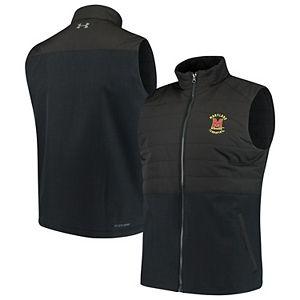 Men's Under Armour Black Maryland Terrapins Hybrid Performance Vest