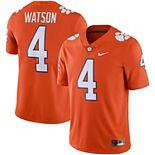 Men's Nike Deshaun Watson Orange Clemson Tigers Alumni Limited Jersey