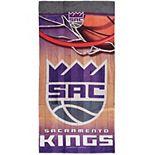 "WinCraft Sacramento Kings 30"" x 60"" Spectra Beach Towel"