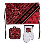 WinCraft Arkansas State Red Wolves 3-Piece Barbecue Set