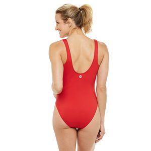 Women's TYR Solid Eliza One-Piece Swimsuit