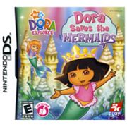 Nintendo DS Dora the Explorer: Dora Saves the Mermaids