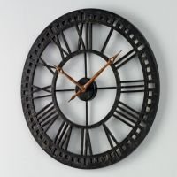Chaney® Weathered Wall Clock