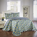 Waverly Shi Shi Bedspread Set