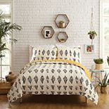 Makers Collective Justina Blakeney Prosperity Quilt Set