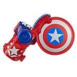 Marvel Avengers Captain America Shield Sling Power Moves by Nerf