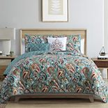 VCNY Home Candice Reversible Quilt Set