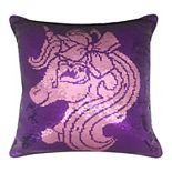 JoJo Siwa Unicorn Shimmer Pillow