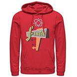 Men's Nickelodeon Danny Phantom Fenton Science Logo Hoodie