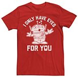 "Men's Disney / Pixar Toy Story Alien ""Eyes For You"" Graphic Tee"